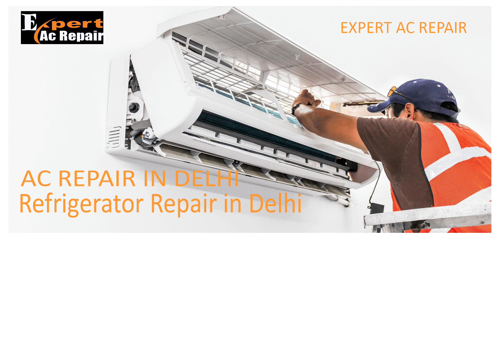 AC Service Charges in Rohini