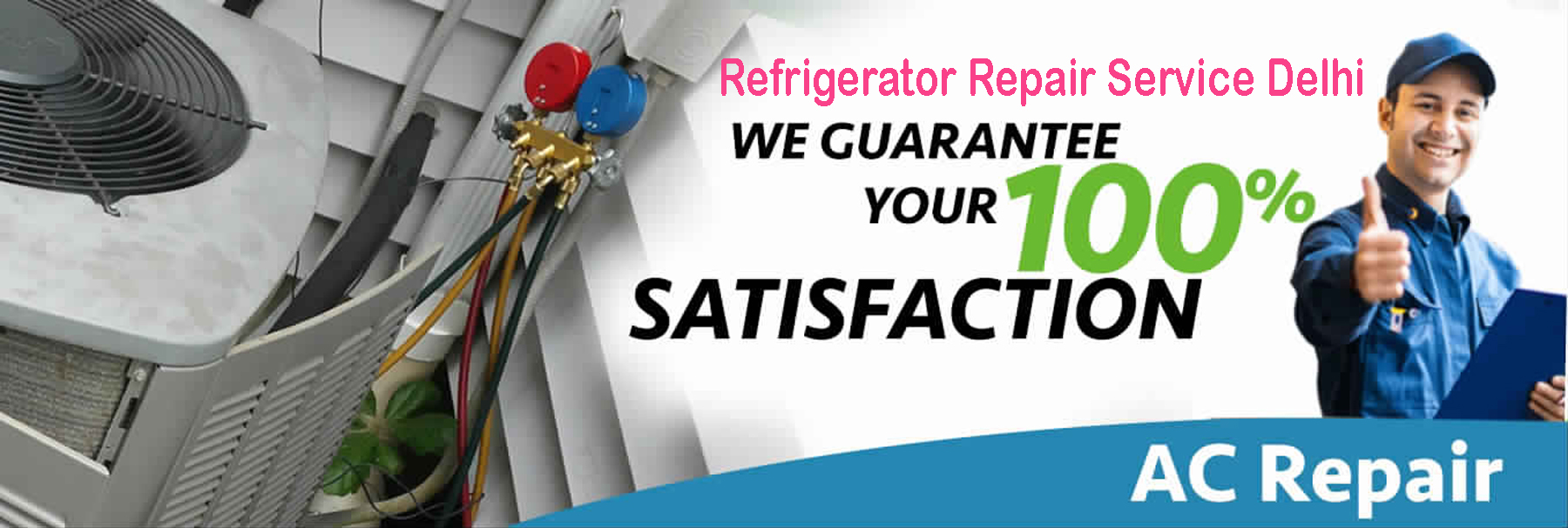 Ac repair Service in Faridabad