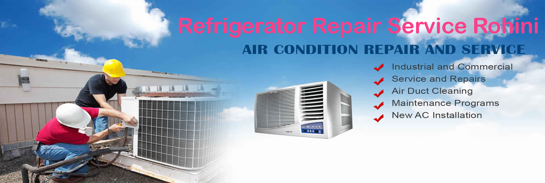 Split AC Window ac installation charges